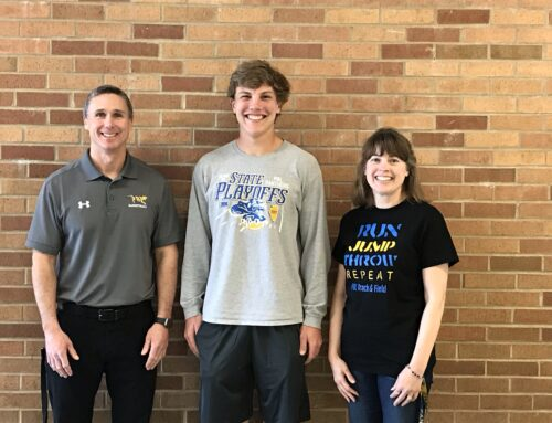 2019 April Student of the Month – Dalton Busboom