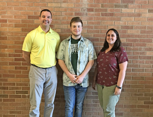 2019 May Student of the Month – Tim Kennedy