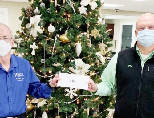 Farmers-Merchants Bank of Illinois donates $13,000 to Foundation for technology upgrades