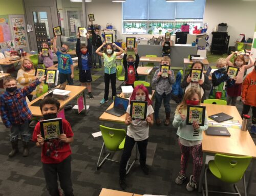Giving Tuesday Book-A-Month Campaign raises $6,440