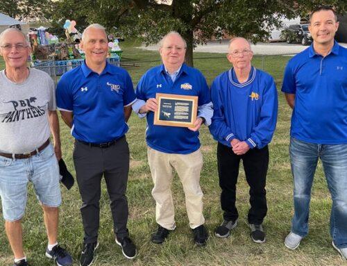 Honoring Robert Frump – 2020 Alumni Hall of Fame Inductee